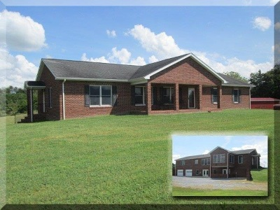 Page County Single Family Home For Sale: 3601 Us Hwy 211 W