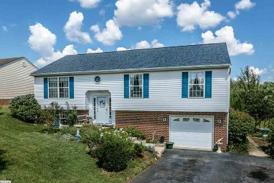 Fishersville Single Family Home For Sale: 108 Longview Cir