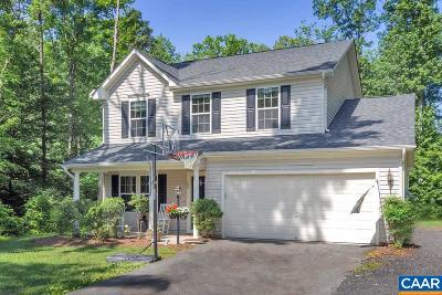 Single Family Home For Sale: 88 Sydney Way