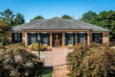 Single Family Home For Sale: 943 Greenbriar Dr