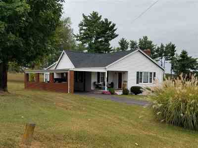Rockingham County Rental For Rent: 341 Sellers Ln