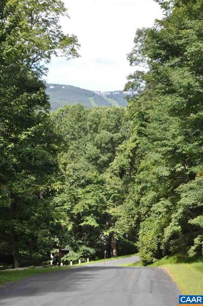 Nelson County Lots & Land For Sale: 631 Far Knob Climb