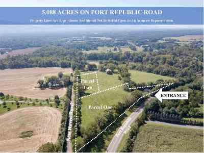 Port Republic Lots & Land For Sale: Port Republic Rd