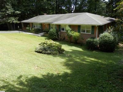 Staunton Single Family Home For Sale: 323 Rainbow Dr