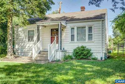 Charlottesville Single Family Home For Sale: 106 Westerly Ave
