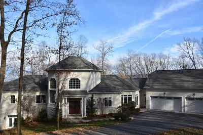 Rockingham VA Single Family Home For Sale: $799,000