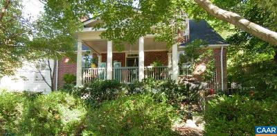 Charlottesville Single Family Home For Sale: 800 NE 2nd St