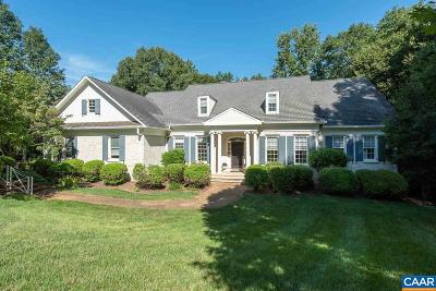 Albemarle County Single Family Home For Sale: 3270 Melrose Ln