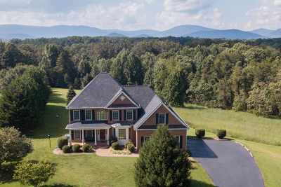 Albemarle County Single Family Home For Sale: 5080 Snowy Ridge Ln