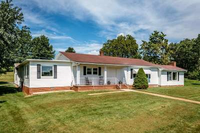 Linville Single Family Home Sold: 5499 Jesse Bennett Way