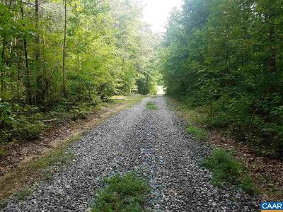 Louisa County Lots & Land For Sale: 1443 Zachary Taylor Highway