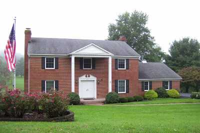 Harrisonburg Single Family Home For Sale: 817 Sandtrap Ln