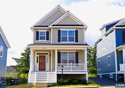 Charlottesville Single Family Home For Sale: 5 Stonehenge Ave