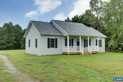 Single Family Home For Sale: 566 Chopping Rd