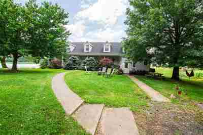 Rockingham VA Single Family Home For Sale: $1,150,000