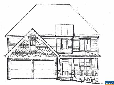 Crozet Single Family Home For Sale: Lot 35 Jonna St