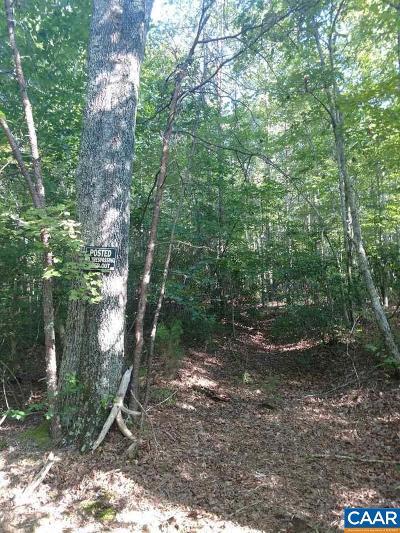 Albemarle County Lots & Land For Sale: Emerys Ln