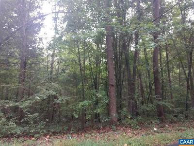Buckingham County Lots & Land For Sale: Campbell Meadows Rd
