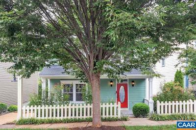 Charlottesville Single Family Home For Sale: 215 Huntley Ave