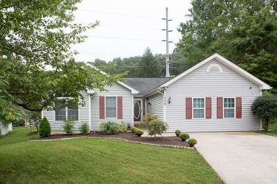 Harrisonburg Single Family Home For Sale: 772 Woodland Dr