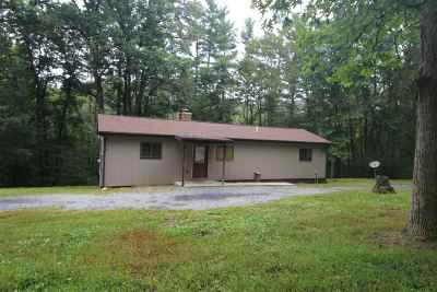 Rockingham County Single Family Home For Sale: 9820 Porkchop Hill Ln