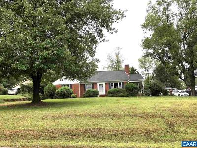 Albemarle County Single Family Home For Sale: 5734 Saint George Ave