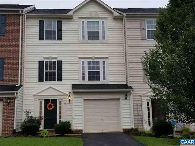 Louisa County Townhome For Sale: 58 Butterfield Ct