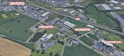 Harrisonburg Lots & Land For Sale: 4056 S Main St