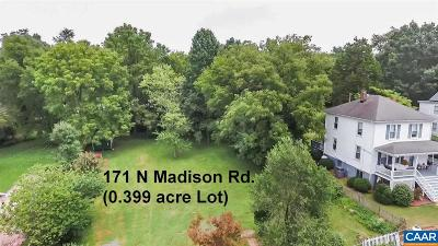 Lots & Land For Sale: 171 N Madison St