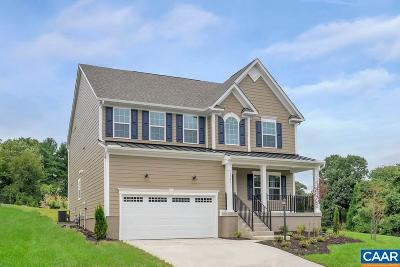 Albemarle County Single Family Home For Sale: 1520 Valcrest Ln