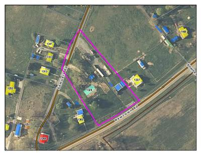Elkton Lots & Land For Sale: 1328 Samuels Rd