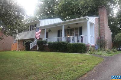 Woodbrook (Albemarle) Single Family Home For Sale: 505 Eastbrook Dr