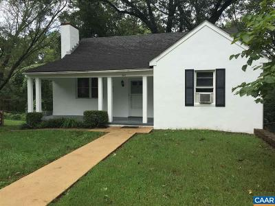Single Family Home For Sale: 221 Stribling Ave