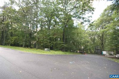 Nelson County Lots & Land For Sale: 17 Veery Ln
