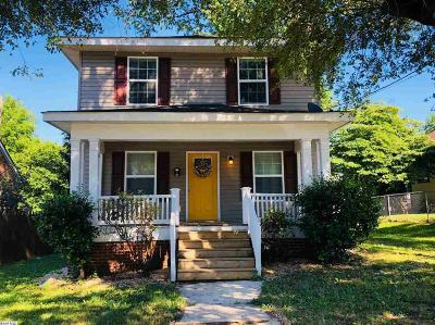 Waynesboro Single Family Home For Sale: 308 Florence Ave