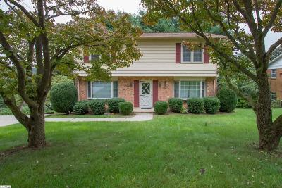 Staunton VA Single Family Home For Sale: $209,500