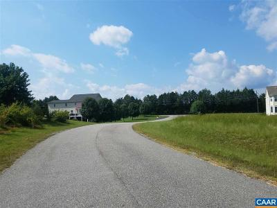 Louisa County Lots & Land For Sale: 152 Lancaster Ct