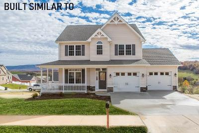 Staunton Single Family Home For Sale: Lot 66 Hull Hills Ln