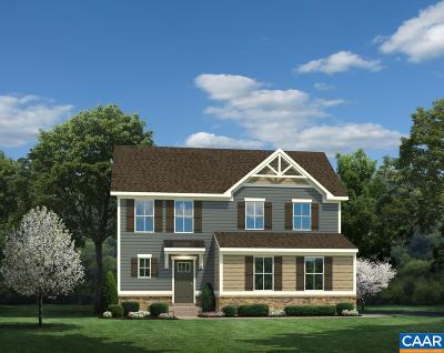 Charlottesville VA Single Family Home For Sale: $349,990