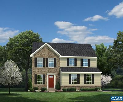 Charlottesville VA Single Family Home For Sale: $359,990