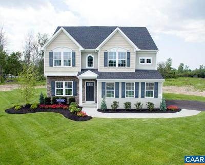 Charlottesville VA Single Family Home For Sale: $369,990