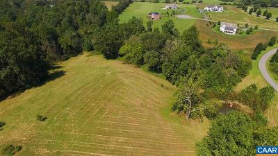 Charlottesville Lots & Land For Sale: A7 Ragged Mountain Dr