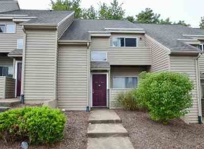 Harrisonburg Townhome For Sale: 1466 Bradley Dr