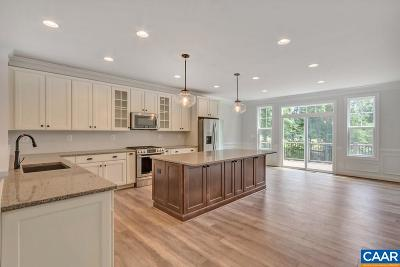 Albemarle County Townhome For Sale: 1320 Free State Dr
