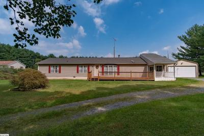 Augusta County Single Family Home For Sale: 280 Harriston Rd