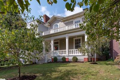 Staunton Single Family Home For Sale: 212 Fayette St