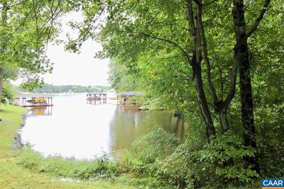 Louisa County Lots & Land For Sale: 254 N. Lakeshore Dr