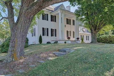 Waynesboro, Staunton Single Family Home For Sale: 949 Old White Bridge Rd