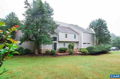 Earlysville Single Family Home For Sale: 5230 Markwood Rd