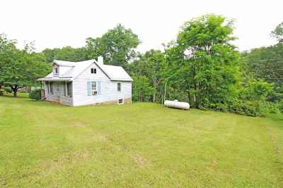Single Family Home For Sale: 2029 Edinburg Gap Rd